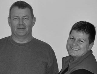 Mike Butcher, Sharon Oldham - Siserone's founders